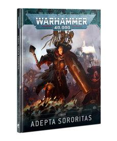 Games Workshop - GAW Codex - Adepta Sororitas