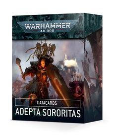 Games Workshop - GAW Datacards - Adepta Sororitas