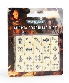 Games Workshop - GAW Dice Set: Adepta Sororitas