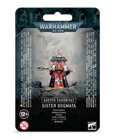 Games Workshop - GAW Adepta Sororitas - Sister Dogmata