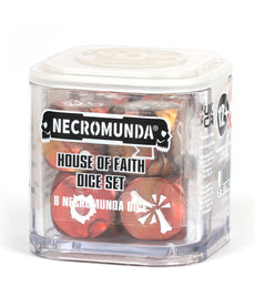Games Workshop - GAW Dice Set - House of Faith NO REBATE