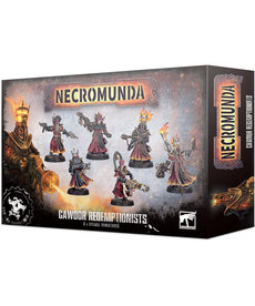 Games Workshop - GAW Cawdor Redemptionists NO REBATE