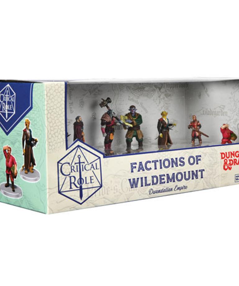 Critical Role premium painted miniatures!