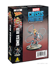 Atomic Mass Games - AMG PRESALE Marvel: Crisis Protocol - Omega Red - Character Pack 07/09/2021