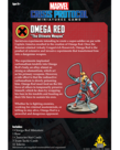 Atomic Mass Games - AMG Marvel: Crisis Protocol - Omega Red - Character Pack