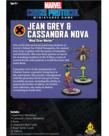 Atomic Mass Games - AMG PRESALE Marvel: Crisis Protocol - Jean Grey & Cassandra Nova - Character Pack 07/09/2021
