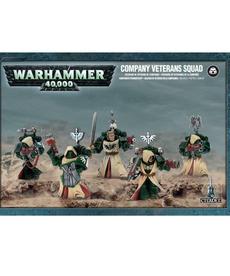 Games Workshop - GAW Dark Angels - Company Veterans Squad