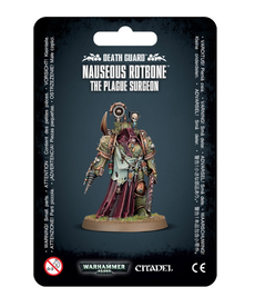 Games Workshop - GAW Nauseous Rotbone, the Plague Surgeon