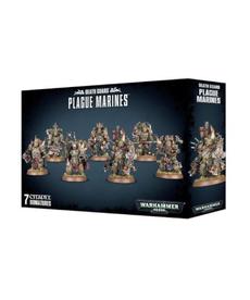 Games Workshop - GAW Death Guard - Plague Marines