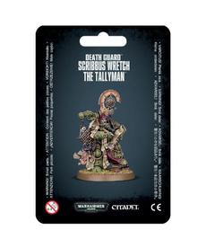 Games Workshop - GAW Death Guard - Scribbus Wretch, the Tallyman