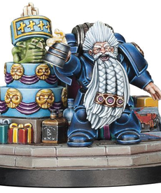 Games Workshop - GAW Grombrindal: 40 Years White Dwarf (Domestic Orders Only)
