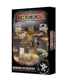 Games Workshop - GAW Necromunda - Barricades & Objectives