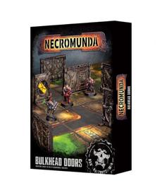 Games Workshop - GAW Necromunda: Bulkhead Doors