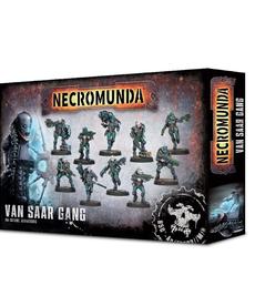 Games Workshop - GAW Necromunda - Van Saar Gang
