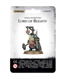 Games Workshop - GAW Warhammer: Age of Sigmar - Nurgle Rotbringers - Lord of Blights