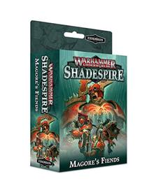 Games Workshop - GAW Warhammer Underworlds: Shadespire - Magore's Fiends