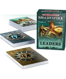 Games Workshop - GAW Warhammer Underworlds: Shadespire Leader Cards