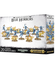Games Workshop - GAW Warhammer: Age of Sigmar - Daemons of Tzeentch - Blue Horrors