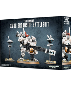 Games Workshop - GAW Warhammer 40K - Tau Empire - XV88 Broadside Battlesuit