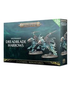 Games Workshop - GAW Warhammer Age of Sigmar - Easy to Build - Nighthaunt - Dreadblade Harrows