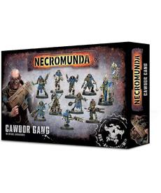 Games Workshop - GAW Necromunda - Cawdor Gang