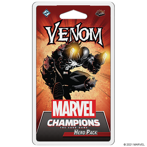 Venom for Marvel Champions!
