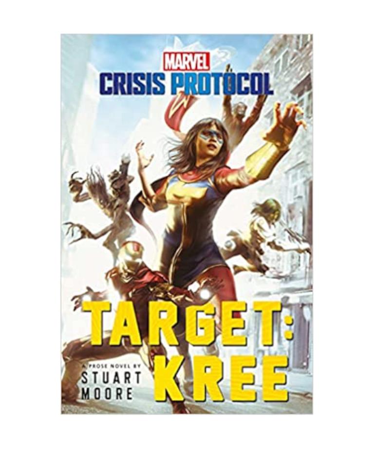 Atomic Mass Games - AMG PRESALE Marvel: Crisis Protocol - Novel - Target: Kree 07/23/2021