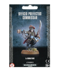 Games Workshop - GAW Astra Militarum - Officio Prefectus Commissar