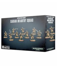 Games Workshop - GAW Astra Militarum - Cadian Infantry Squad
