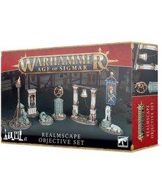 Games Workshop - GAW Realmscape - Objective Set NO REBATE
