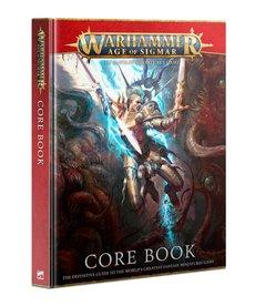 Games Workshop - GAW Age of Sigmar - Core Book NO REBATE