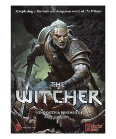 R. Talsorian Games - RTG The Witcher - Roleplaying Game