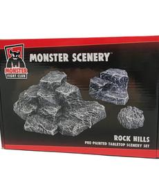 Monster Painted Terrain - Rock Hills