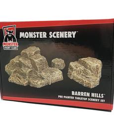 Monster Painted Terrain - Barren Hills