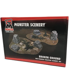 Monster Painted Terrain - Broken Ground