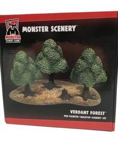 Monster Painted Terrain - Bushes - Verdant