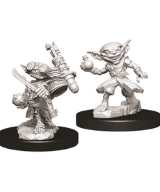 WizKids - WZK Wave 9 - Male Goblin Alchemist