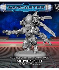 Privateer Press - PIP Aeternus Continuum - Nemesis B - Heavy Warjack