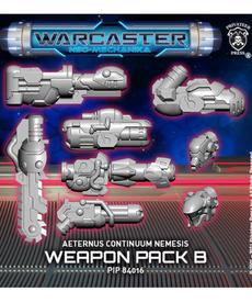 Privateer Press - PIP Aeternus Continuum - Nemesis B - Weapon Pack