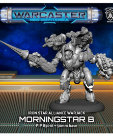 Privateer Press - PIP Iron Star Alliance - Morningstar B - Heavy Warjack