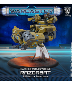 Privateer Press - PIP Marcher Worlds - Razorbat - Light Vehicle