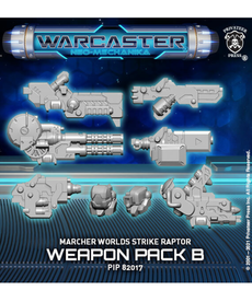 Privateer Press - PIP Marcher Worlds - Strike Raptor B - Weapon Pack