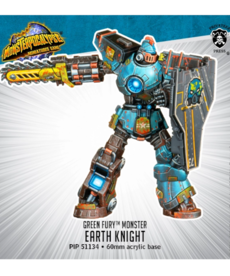 Privateer Press - PIP Green Fury - Earth Knight - Monster