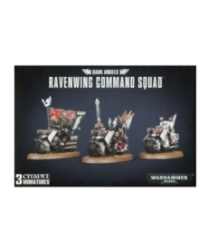 Games Workshop - GAW Dark Angels - Ravenwing Command Squad