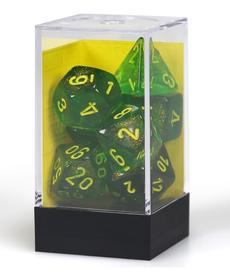 Chessex - CHX Borealis - Maple Green w/ Yellow