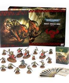 Games Workshop - GAW Orks - Beast Snagga Orks NO REBATE