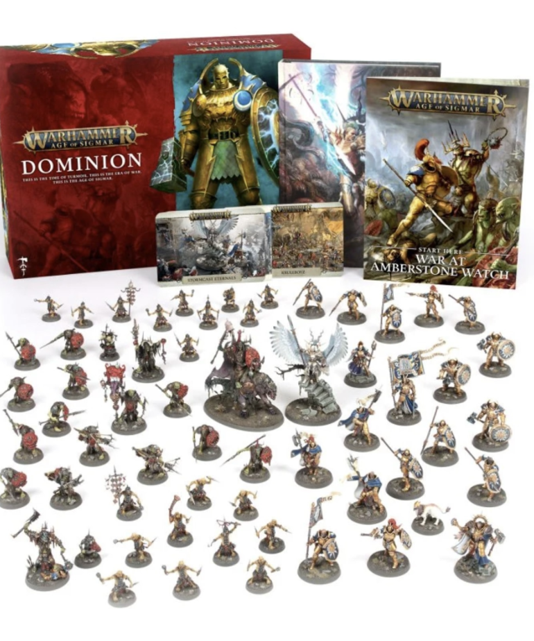 Age of Sigmar: Dominion - ready to ship!
