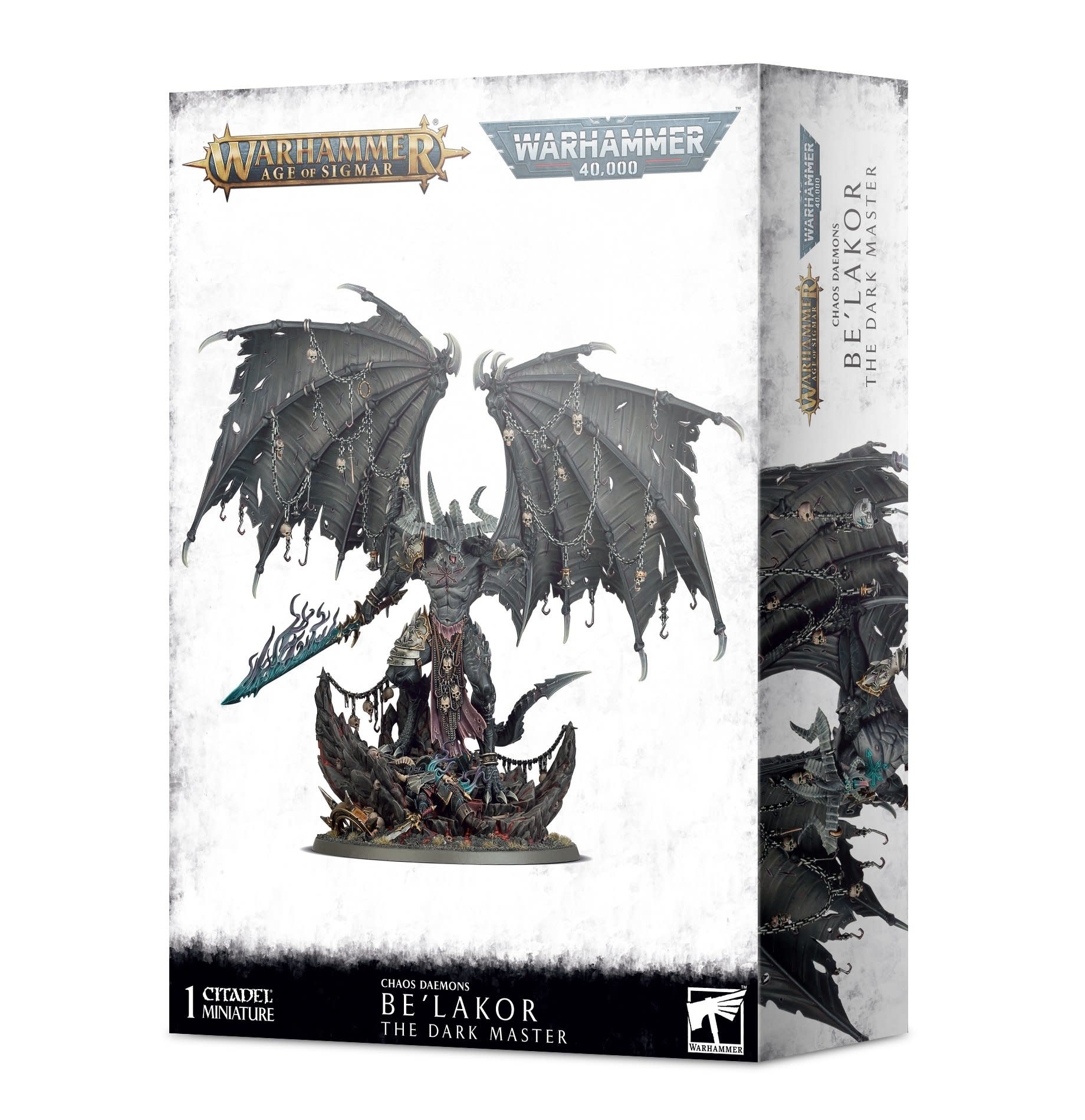 Be'lakor the Master back in stock!