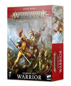Games Workshop - GAW Warrior - Starter Set  NO REBATE