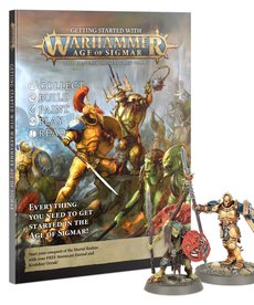 Games Workshop - GAW Getting Started with Age of Sigmar NO REBATE